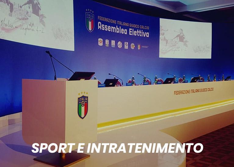 sport e intrattenimento