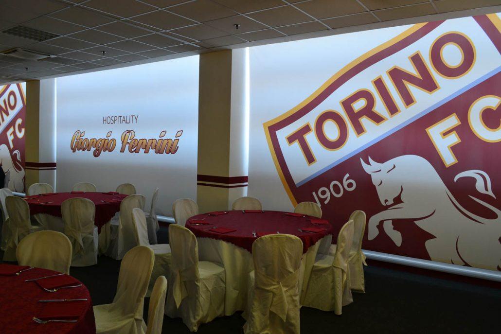 TORO F.C. HOSPITALITY GIORGIO FERRINI